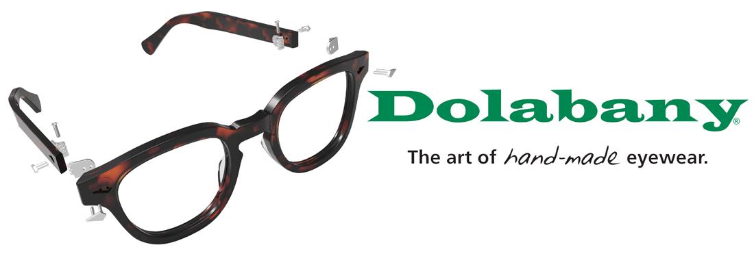 Dolabany Eyewear Arnold Dissected