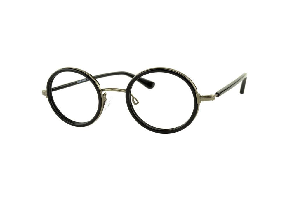 Dolabany Eyewear Plume Paris Sekar Pewter Black