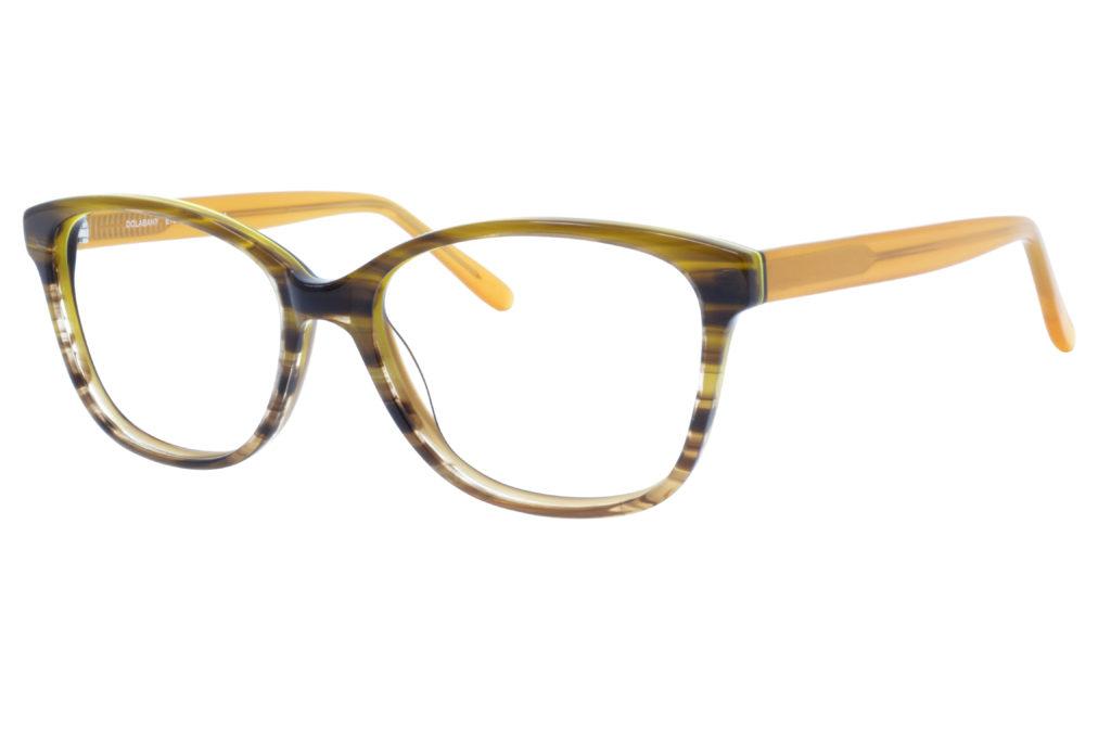 Dolabany Eyewear Antonia Color Brown