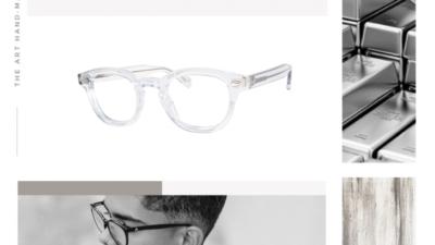 Dolabany Eyewear Arnold Crystal