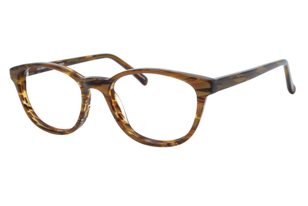Dolabany Eyewear Assus Pecan