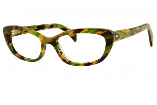 Dolabany Eyewear Avery Green Swirl