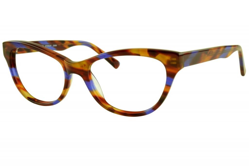 Dolabany Eyewear Emma Purple Swirl