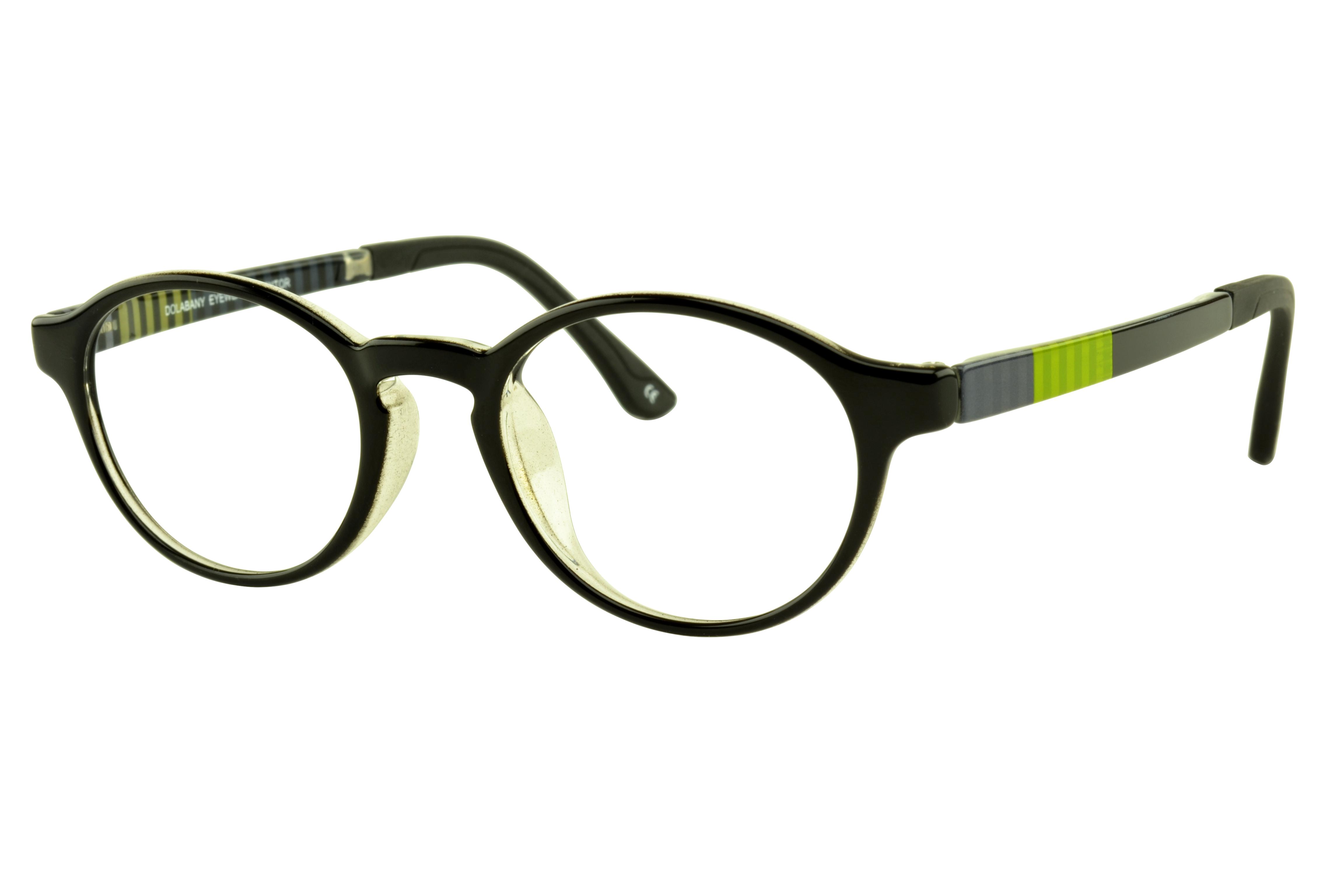 Dolabany Eyewear Inventor Black (1)