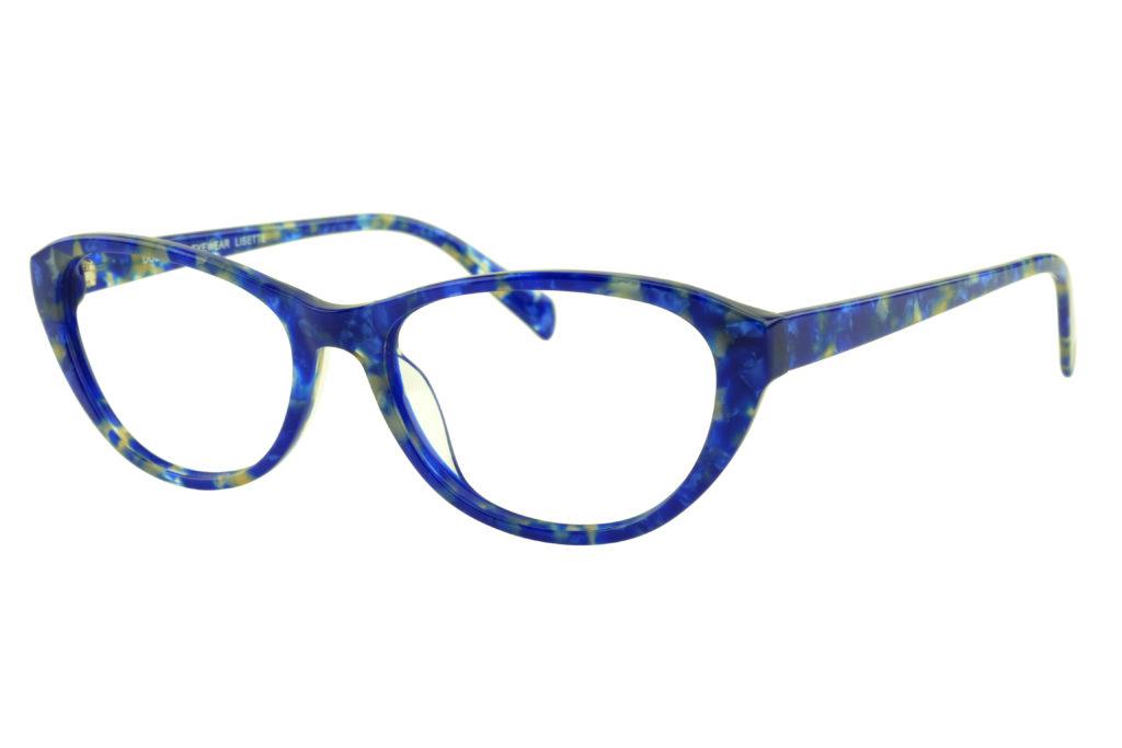 Dolabany Eyewear Lisette Blue Marble
