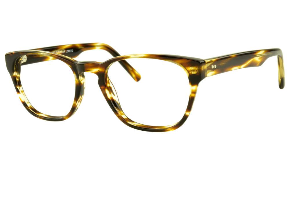 Dolabany Eyewear Loreto Brown Dusk