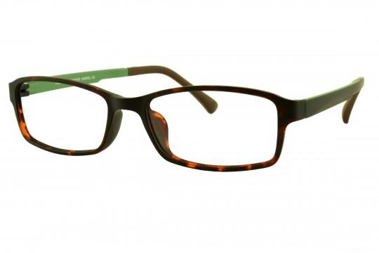 Dolabany Eyewear Radmil Matte Demi Mint