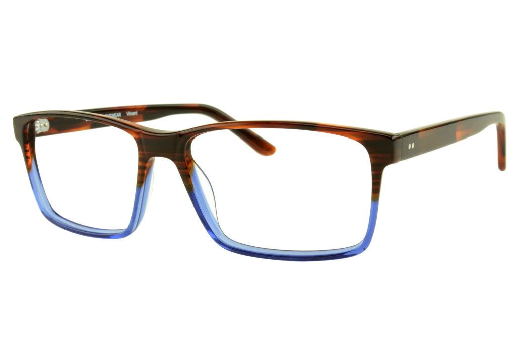 Dolabany Eyewear Vincent Blue Auburn