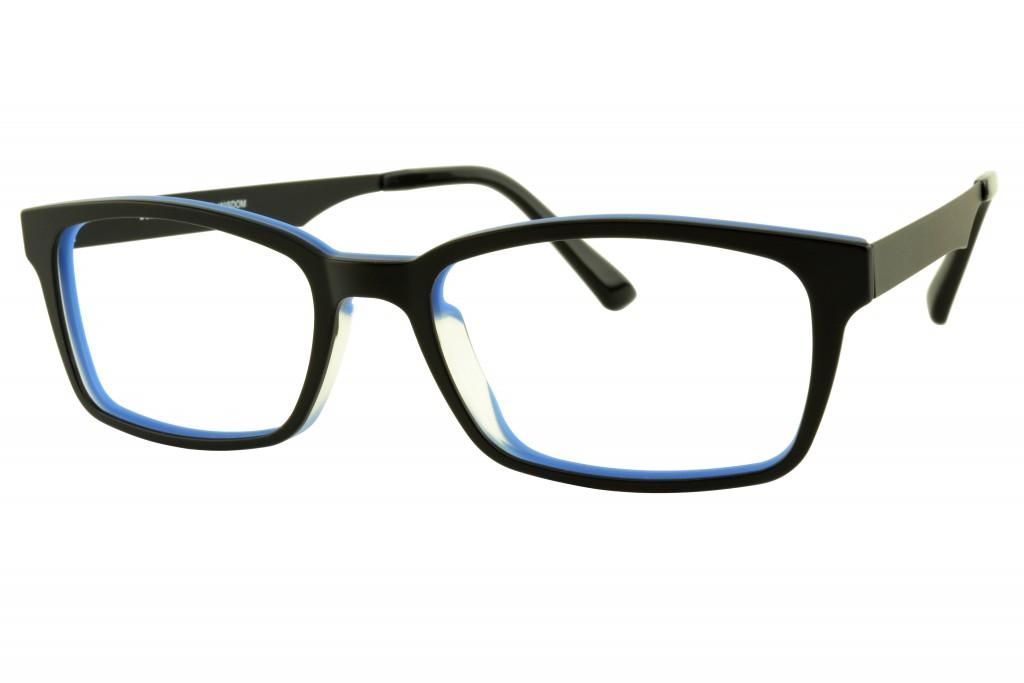 Dolabany Eyewear Wisdom Black Blue