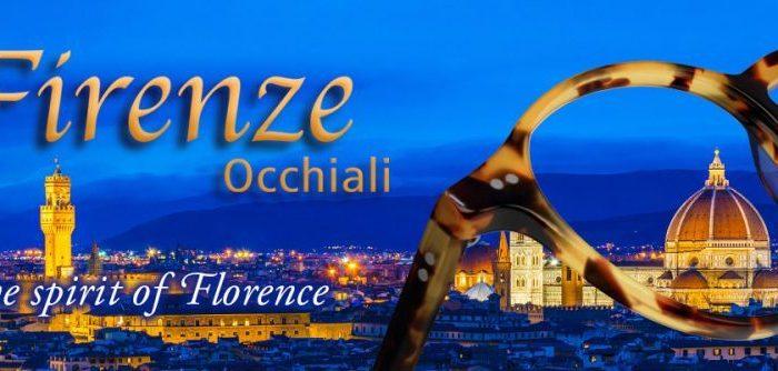 Firenze Occhiali Banner