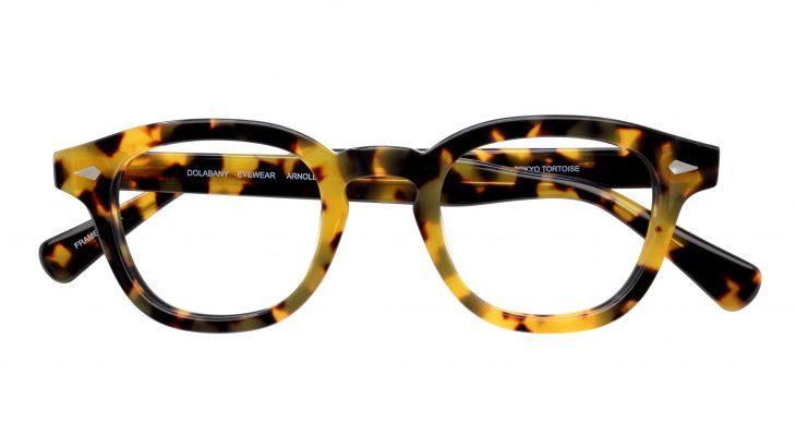 Dolabany Eyewear Arnold Tokyo Tortoise