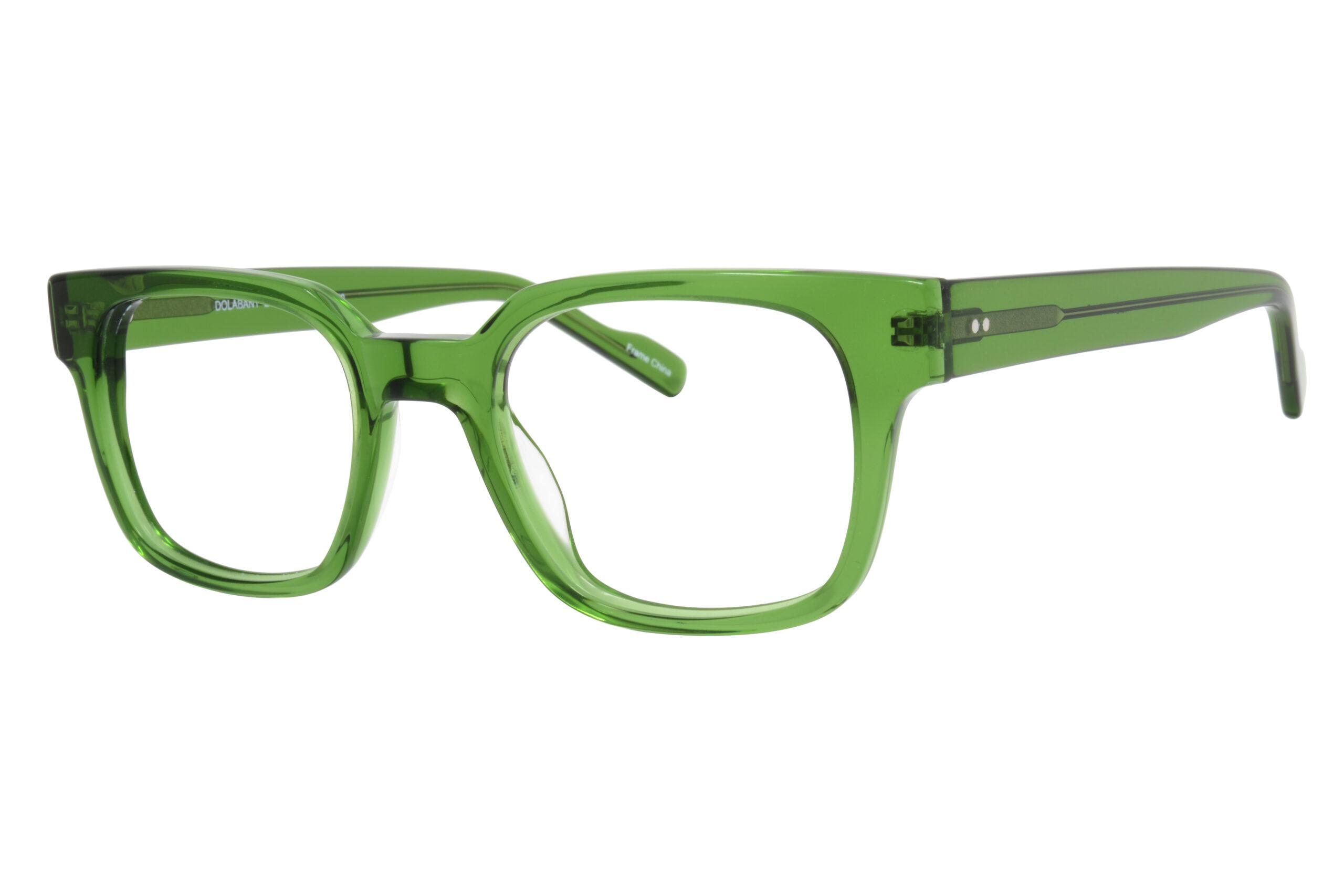 Dolabany Eyewear Monaco Green