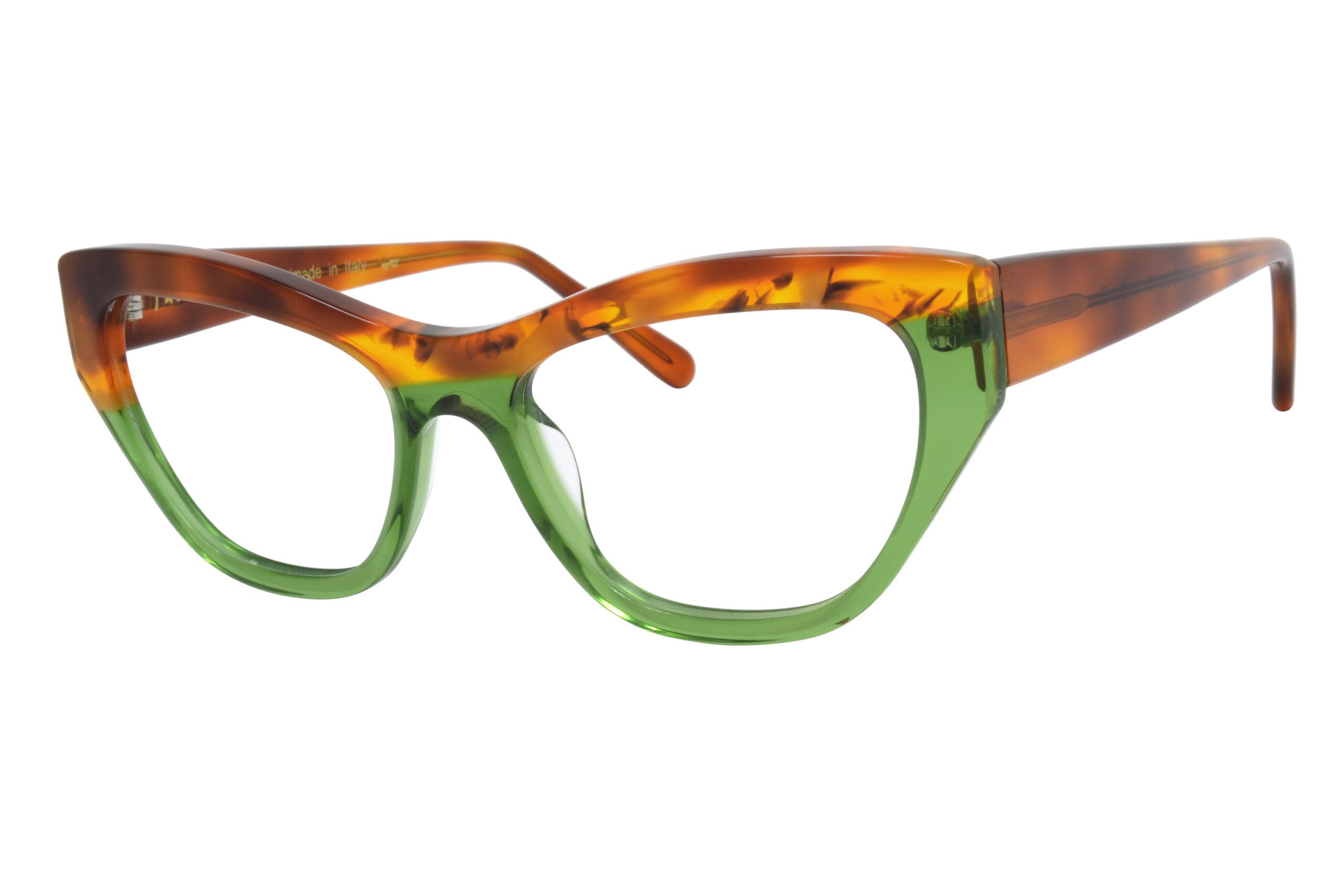 Dolabany Eyewear Firenze Occhiali Orvieto Green