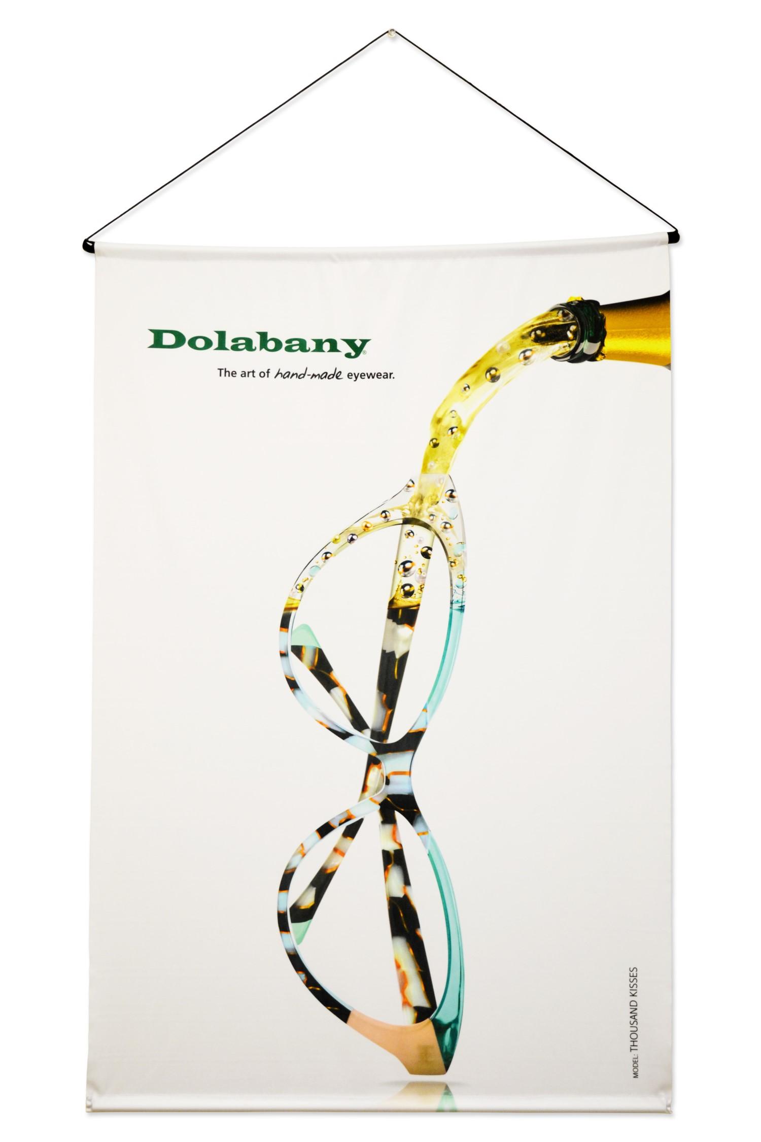 Dolabany Eyewear Thousand Kisses Banner